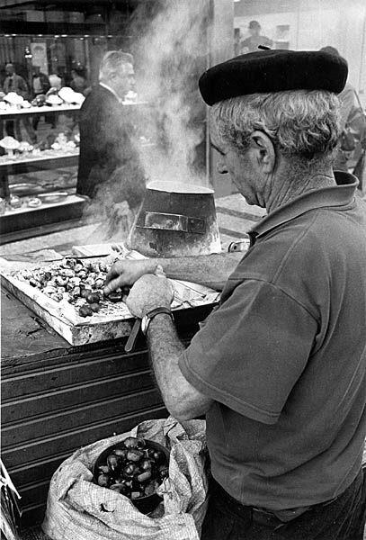 Resultado de imagem para vendedores de castanhas