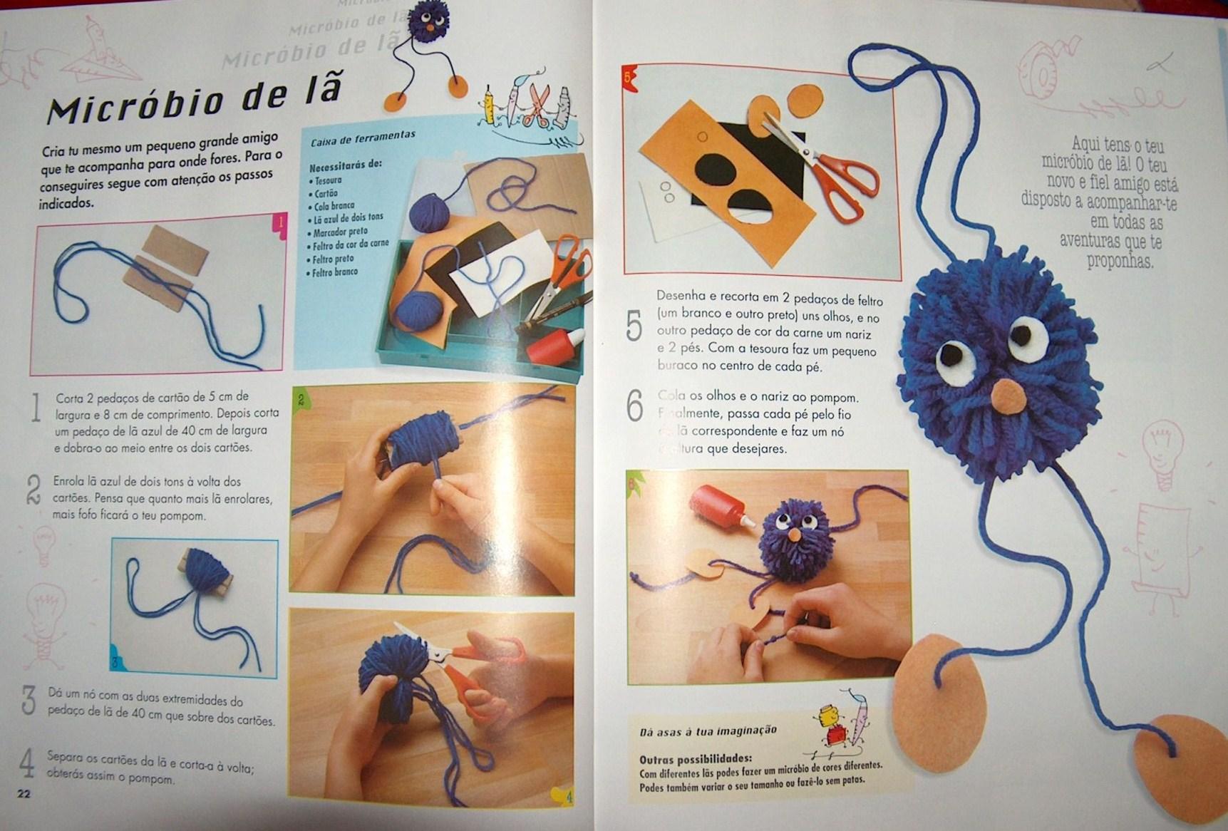 Actividades Criativas em Jardim de Infância  Educação de Infância