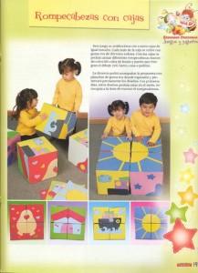 puzzles em creche